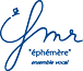 Logo de l'ensemble vocal Ephémère